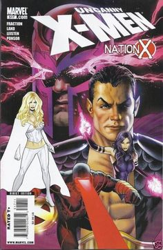 Uncanny X-Men comic issue 517