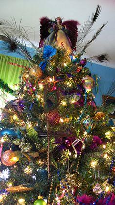 NOLA Tree, I can see my sister doing this! ~ Ʀεƥɪאאεð вƴ ╭•⊰✿ © Ʀσxʌאʌ Ƭʌאʌ ✿⊱•╮