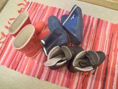 Kesään kookoo kengät - Helena K.