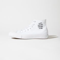 vietsual: dream chucks Sometimes. Kenma Kozume, Tim Drake, Anti Social Social Club, White Aesthetic, The Breakfast Club, Converse Chuck Taylor High, Chuck Taylors, High Top Sneakers, Kicks