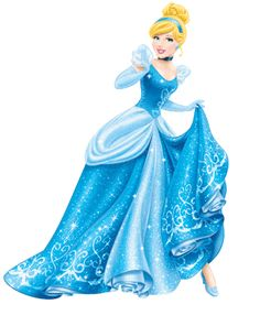Disney Princess Sparkle CINDERELLA (1950)