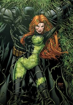 poison ivy new 52 - Google Search