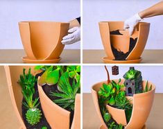10 Things You Can Do Yourself to Make Your Place Cozier Diy Soap Dish Holder, Samos, Idee Diy, The Balloon, Stone Art, You Can Do, Flower Pots, How To Make Money, Planter Pots