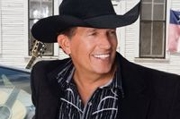 George Strait... Country Music Artist & starred in leading role in Pure Country...awesome movie!