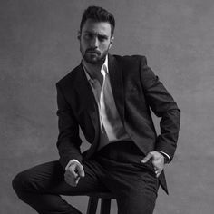 God Save the Queen and all: Aaron Taylor-Johnson x Gentleman Givenchy #aarontaylorjohnson #givenchy #gentleman #campaign