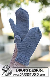Knitted DROPS mittens in Nepal. Free patterns by DROPS Design. Knitted DROPS mittens in Nepal. Free patterns by DROPS Design. History of Knitting String spinning, weaving and sewing j. Knitted Mittens Pattern, Knit Mittens, Knitted Gloves, Knitting Patterns Free, Free Knitting, Baby Knitting, Free Pattern, Crochet Patterns, Drops Design