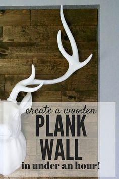 This wood-paneled fi