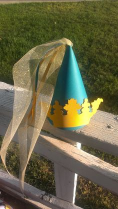 Brave Party Hat Jasmine/Little Mermaid by MagicalBoutique on Etsy