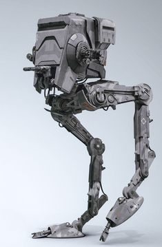 The new AT-ST from STAR WARS The Last Jedi