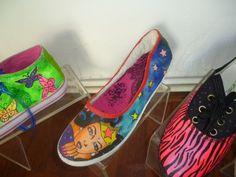 zapatos pintados a tu estilo ObsesionEs diseños!