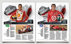 2012 Honda Indy Toronto by Patrick Beltijar, via Behance