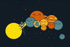 GACS: Por que Plutão deixou de ser um planeta?