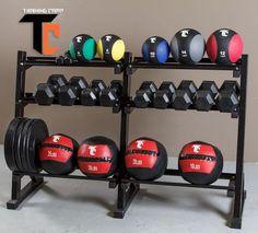 Training Camp Pro Dumbbell Storage Rack