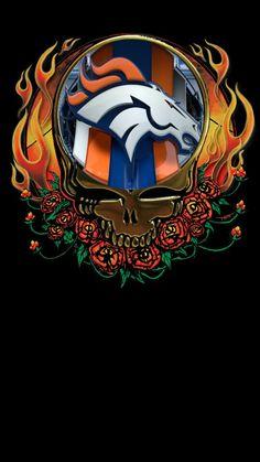 Grateful Dead Denver Broncos Denver Broncos Memes, Go Broncos, Broncos Fans, Football Cheer, Football Season, Broncos Pictures, Terrell Davis, Broncos Cheerleaders, Nfl