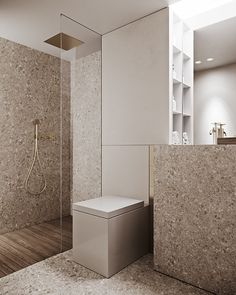 The next few pictures of the guest bathroom Design: Alexey Kudimov, Natalia Kud. Home Room Design, Small House Design, Bathroom Interior Design, Apartment Projects, Tiny Apartments, Ideas Geniales, Bath Design, Bathroom Inspiration, Modern Bathroom