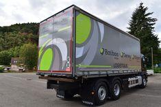 Avec notre flotte de camions, nos camionnettes et nos chariots élévateurs, vous pouvez vous faire livrer votre commande directement sur votre chantier par nos camions de livraison. Alsace, Chariots, Pickup Trucks, Sign