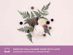 floral desktop downloads | designlovefest