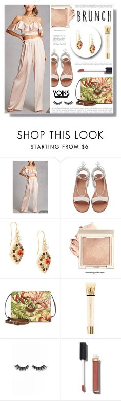 """""""Yoins 21"""" by becky12 ❤ liked on Polyvore featuring Patricia Nash, Yves Saint Laurent, Violet Voss, Chanel, yoins, yoinscollection and loveyoins"""