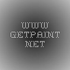 Downloaden van paint.net - www.getpaint.net