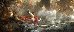 craig mullins painting - Google Search