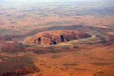 Ayers Rock is also known by its Aboriginal name 'Uluru'. It is a sacred part of Aboriginal creation mythology, or dreamtime - reality being a dream. Uluru is considered one of the great wonders of the world and one of Australia's most recognizable natural icons. Uluru is a large magnetic mound