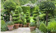 Encadrements de Topiary, astuces!