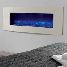 Gazco Radiance 105R Verve XS Inset Electric Fire Ivory
