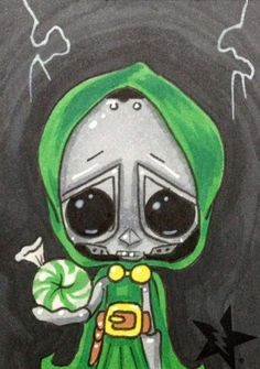 Dr. Doom by Michael Banks (Sugar Fueled)