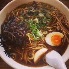 Check Out Orochon Ramen in Los Angeles, CA as seen on Man vs Food and featured on TVFoodMaps. Known for
