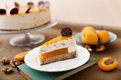 A barackos buboréktorta receptje – Magyarország cukormentes tortája 2015