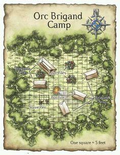 Some Random Encounter maps
