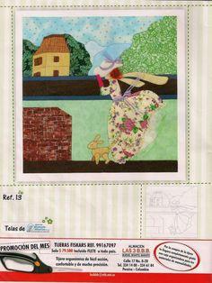 Gallery.ru / Фото #15 - 955 - Yra3raza Picasa Web Albums, Sunbonnet Sue, Couture, Aurora, Vintage World Maps, Applique, Kids Rugs, Quilts, Crochet