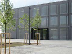 Christian Bauer & Associés, Luxembourg / Architekten - BauNetz Architekten Profil | BauNetz.de
