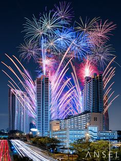 D'leedon fireworks by Draken413o on DeviantArt