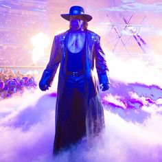 Today just feels like a good day to celebrate THE PHENOM, doesn't it? Wrestling Superstars, Wrestling Wwe, Undertaker Wwe, Best Wrestlers, Shawn Michaels, Wwe Tna, Ric Flair, Wwe Wallpapers, Brock Lesnar
