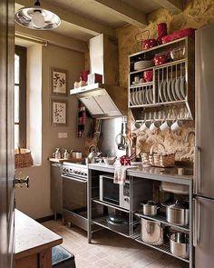 I like this dish rack.
