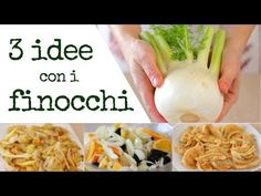 Italian Recipes, Vegan Recipes, Cooking Recipes, Fruits And Veggies, Vegetables, Food Therapy, Vegan Dinners, Side Dishes, Yummy Food