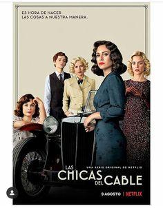 170 Ideas De Las Chicas Del Cable Las Chicas Del Cable Chicas Cable