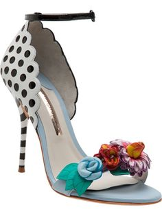 SOPHIA WEBSTER - flower toe sandal 5
