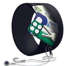 2 CUKKA for €19.99 NO MORE LOST OR STOLEN! Securely carry your cash, credit cards and keys on your wrist. 2 CUKKA for only €19.99 with free international shipping.