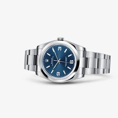 The Oyster Perpetual, Oyster Perpetual Date, Air-King and the Lady Oyster Perpetual are modern incarnations of one of the most recognizable watches in watchmaking history.