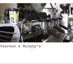 pearsonmurphy.com.au - @ RMIT Catering Companies, Espresso Machine, Coffee Maker, Kitchen Appliances, Home, Espresso Coffee Machine, Coffee Maker Machine, Diy Kitchen Appliances, Coffee Percolator