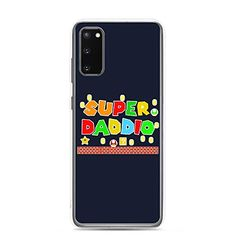 HJ AWAREL Compatible with Samsung N10 Plus Case Fathers Day Game Style Super Daddio Family Gaming Gifts Pure Clear Phone Cases Cover Click the picture for more.. New 2020 Products Trends Phone Case Amazon Ebay Father's Day Games, Fathers Day, Gaming, Android, Phone Cases, Pure Products, Trends, Iphone, Amazon