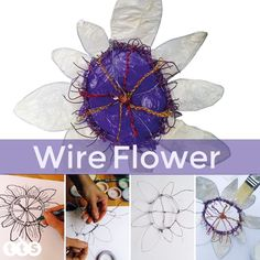 Wire Heart activity - a lovely craft for Valentine's Day. Valentine Crafts For Kids, Valentines Day, Wire, Clock, Activities, Children, Heart, Cards, Gifts