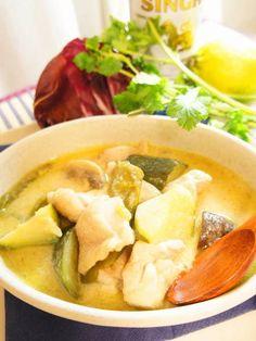 チキンのグリーンカレー by 近藤小百合 | レシピサイト「Nadia | ナディア」プロの料理を無料で検索