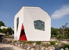 conan house in daejun by moon hoon