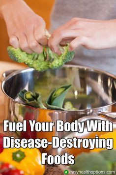 When we try to get to the bottom of what's causing our disease epidemic, it basically comes down to the fact that we're eating too many energy dense foods and not enough nutrient dense ones. What's the difference?