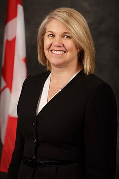 Jody Thomas, Deputy Minister, National Defence.