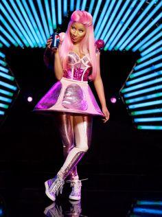 Nicki Minaj Fashion, Nicki Minaj Outfits, Nicki Minaj Barbie, Pepsi Ad, Nicki Minaj Pictures, Hollywood Scenes, Hip Hop And R&b, Black Barbie, Doja Cat