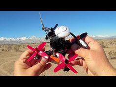 Eachine Falcon 120 FPV Racer Drone Flight Test Review
